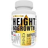 Height Growth Maximizer Supplement - Natural Height Pills to Grow Taller - Made in USA - Growth Pills with Calcium for…