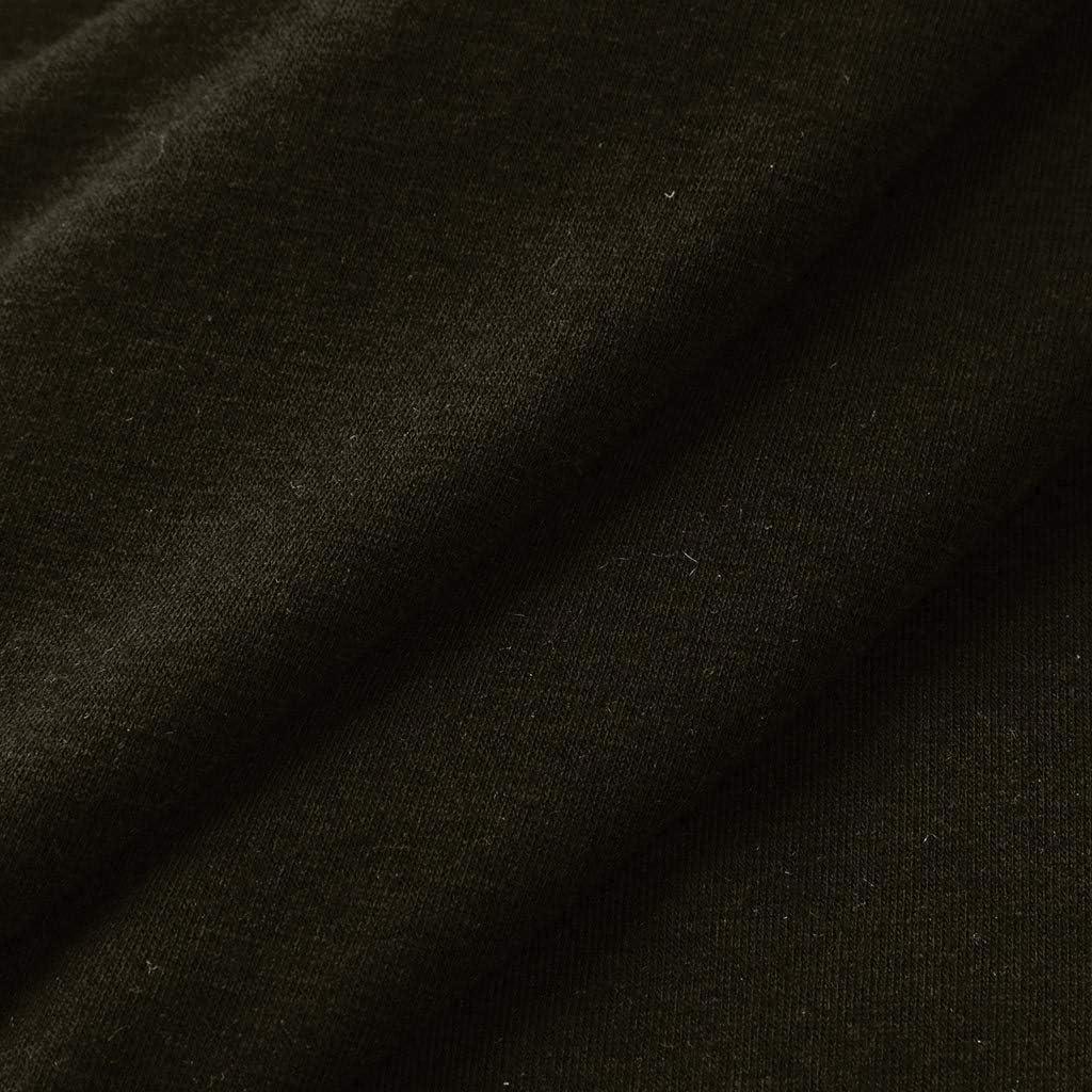 D/ébardeurs de Maternit/é Solike Femmes Enceinte Grossesse V/êtements de Maternit/é avec Kangourou Maman Poche Tops de Allaitement Maternel T-Shirt de Allaitement Blouse Hauts