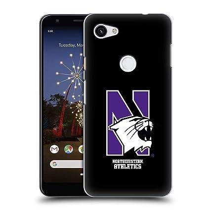 Amazon.com: Official Northwestern University NU Plain Hard ...