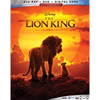 LION KING, THE [Blu-ray]