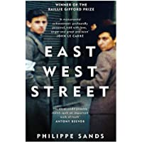 East West Street: Non-fiction Book of the Year