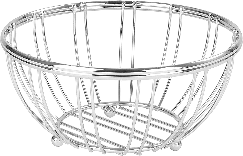 Spectrum Diversified Contempo Fruit Bowl, Classic Kitchen Design for Produce Storage Basket Holder, Countertop Décor & Kitchen Organization, Traditional Décor