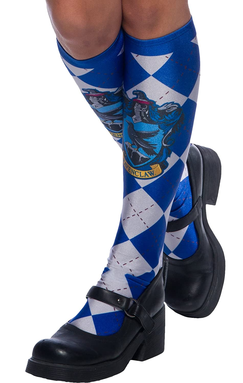 Rubies Costume Co. Inc Harry Potter Ravenclaw Socks Adult Rubie's 39028_NS