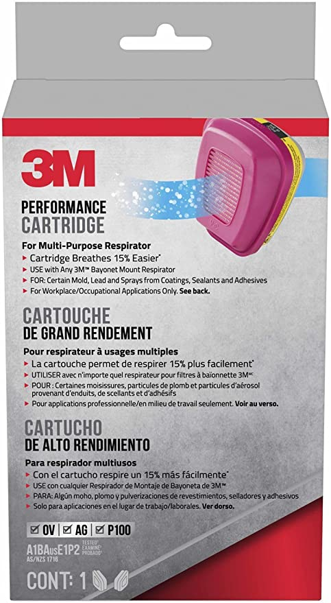 3m mask replacement