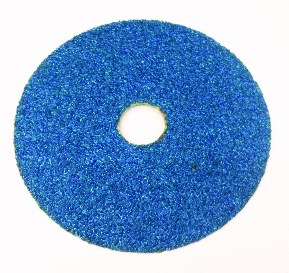 Shark 90360Z 9-Inch Zirconium Resin Fibre Discs, 25-Pack, 36-Grit
