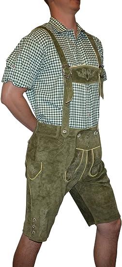 Costume Tights 2 pieces Loferl Oktoberfest Trachten Trim Pants Lusanna