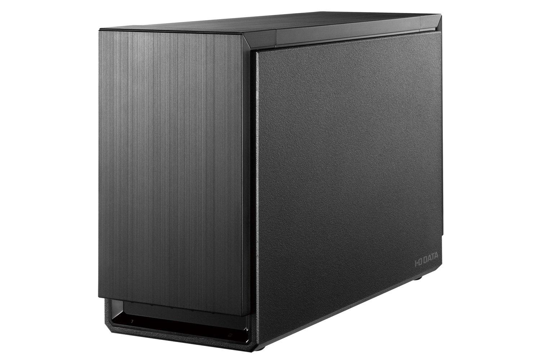 I-O DATA HDD 外付けハードディスク 16TB ミラーリング(RAID1)/2ドライブ/USB3.0/HDS2-UTXS16/E 16TB  B07CZVFFCH