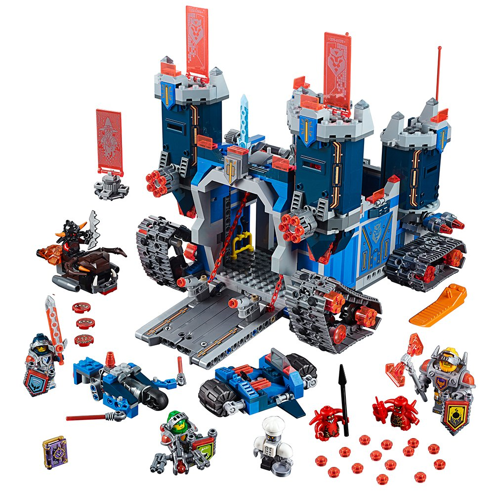 LEGO NexoKnights The Fortrex Fortrex Fortrex 70317 by LEGO 109b91