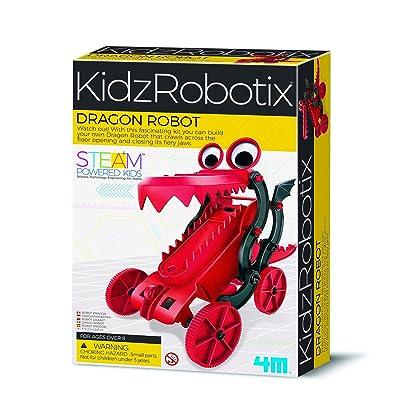 4M- Dragon Robot Robotica (00-03381)
