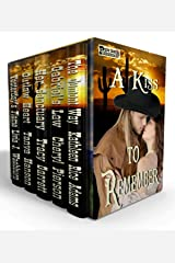 A Kiss to Remember: Western Historical Romance Boxed Set Kindle Edition