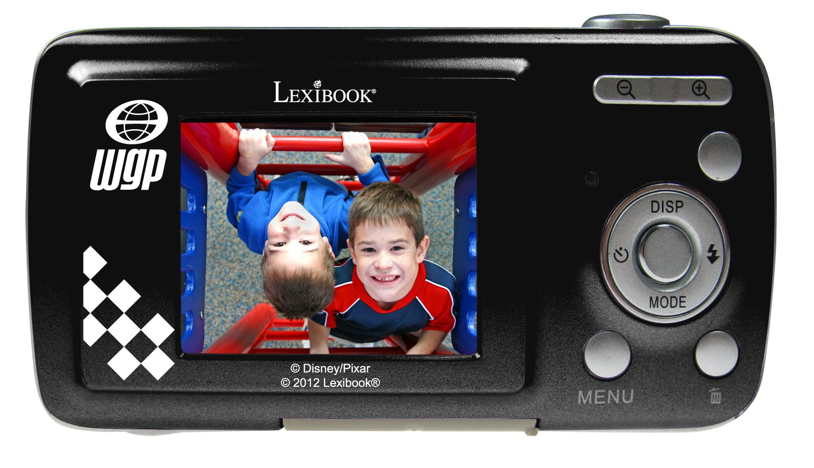 LEXiBOOK DJ029DC Disney Cars Digital Camera by LEXiBOOK (Image #2)