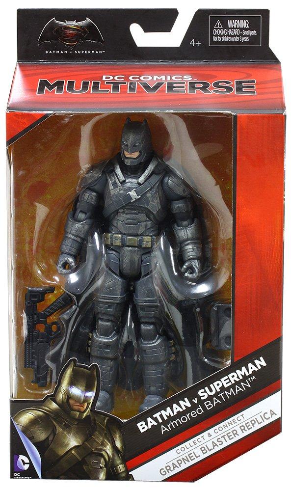 Amazon.com: Mattel Batman vs Superman Justice nacimiento ...