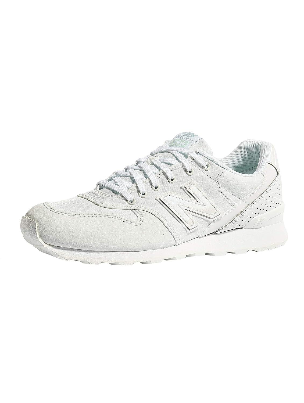 New Balance Damen Schuhe Turnschuhe WR996PW Weiß 40.5