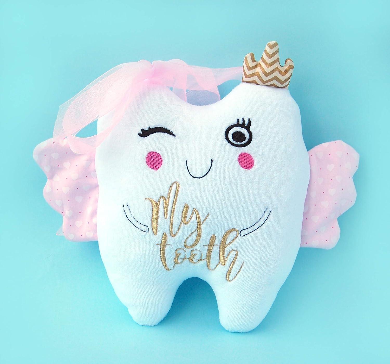 Tooth Keepsake Fairy Pillow Doll for Girl
