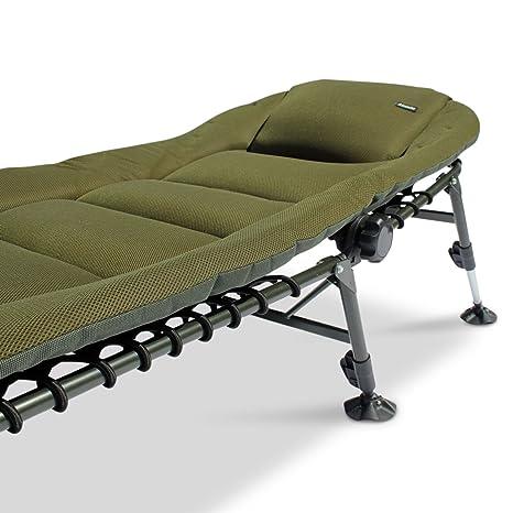 Sensational Abode Super Comfort Air Mesh Neoprene Alloy Big Boy 6 Leg Bedchair Caraccident5 Cool Chair Designs And Ideas Caraccident5Info