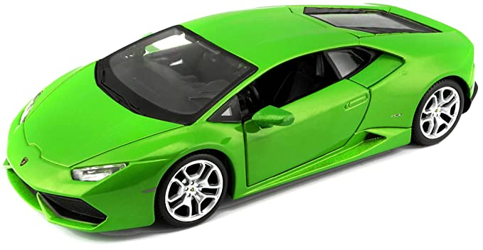 Maisto  Scale Lamborghini Huracancast Vehicle Colors May Vary