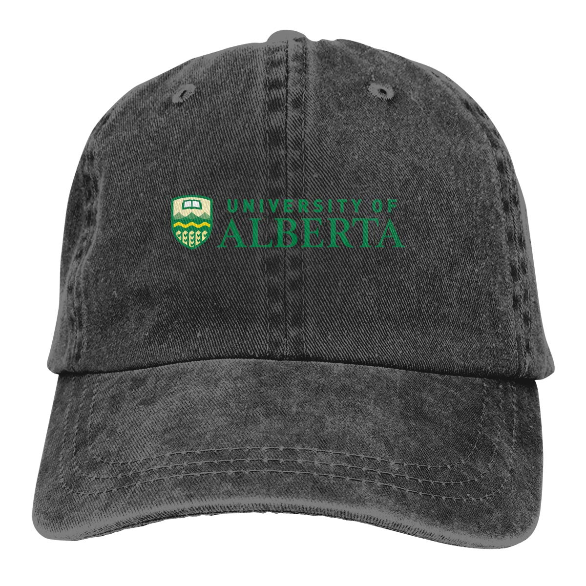 Usoasumusy University of Alberta Adult Baseball Cowboy Hats Caps