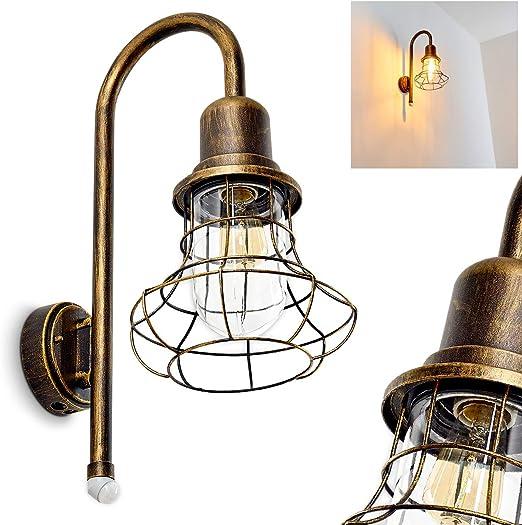 PHILIPS Led Lampada Design Lampada Esterno Lampada Esterna Lampada parete con rilevatore di movimento