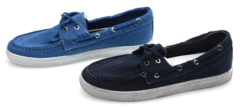 Armani Jeans 9350747P411, Mocasines para Hombre, Azul (Blue 1579), 39 EU: Amazon.es: Zapatos y complementos
