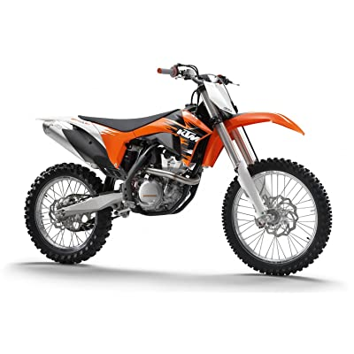 NewRay 44093S 1:12 Scale KTM 350 SX-F 2011 Dirt Bike Model: Toys & Games