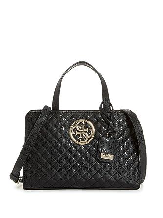 a0c064f4d1 ... Amazon.com GUESS Gioia Small Girlfriend Satchel Clothing 85c9db9045  Guess  Gioia Handbag ...