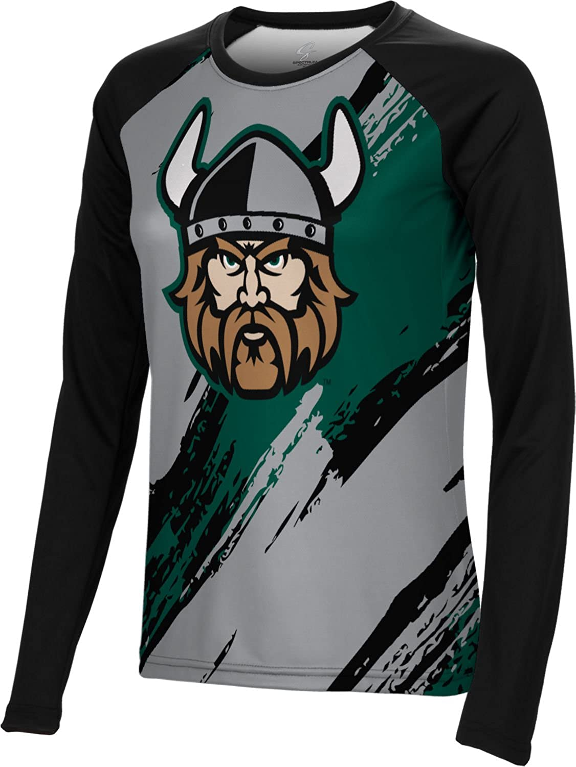 Spectrum Sublimation Women's Cleveland State University Scratch Long Sleeve