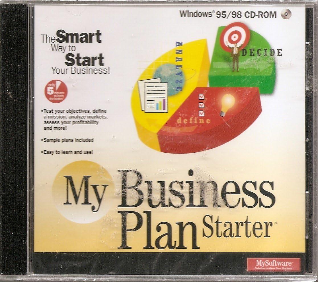 my business plan starter