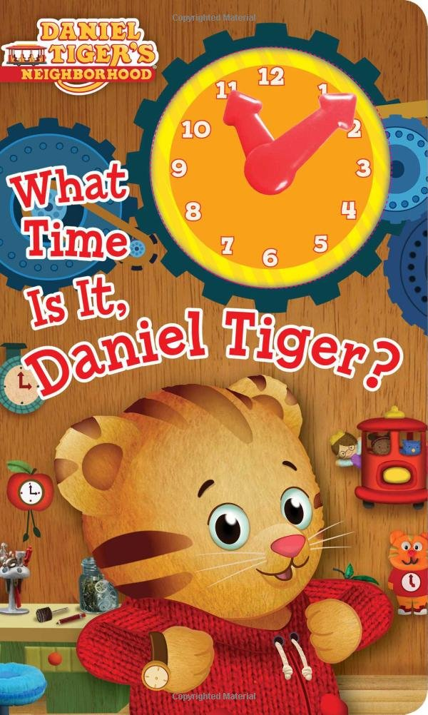 What Daniel Tiger Tigers Neighborhood product image