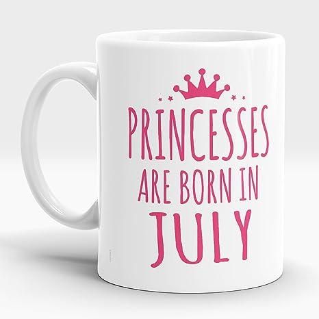 Buy LASTWAVE Princesses Are Born In July