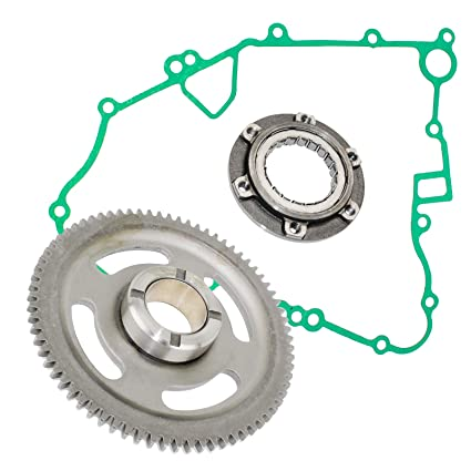STARTER CLUTCH and IDLER GEAR FIT Kawasaki BRUTE FORCE 750 KVF750 4X4I 2005-2011