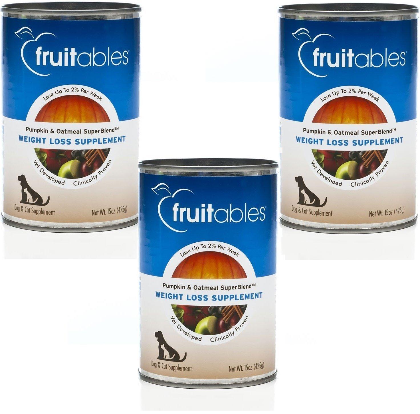 Fruitables Weight Loss Supplement – Pumpkin – 15 oz