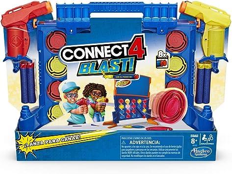Oferta amazon: Hasbro Gaming- Conecta 4 Blast (E9122175)