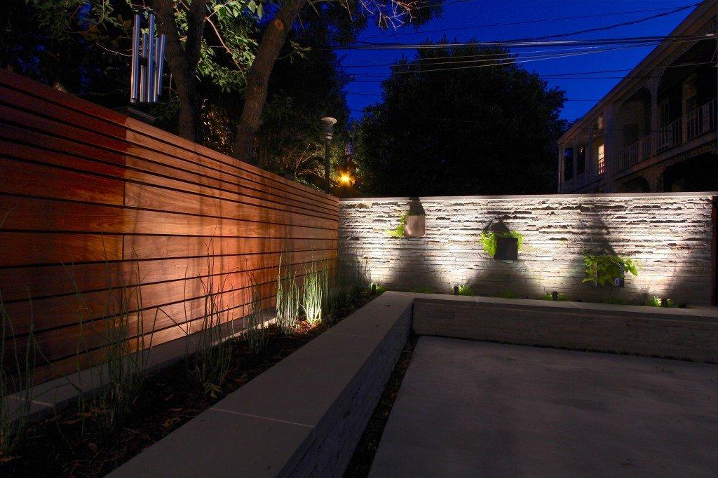 Nekteck Solar Powered Garden Spotlight - Outdoor Spot Light for Walkways, Landscaping, Security, Etc. - Ground or Wall Mount Options (2 Pack, Warm White - 2300K) by Nekteck (Image #8)
