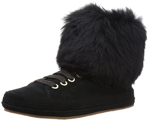1534c32c8be UGG Womens Antoine Fur Fashion Sneaker: Amazon.ca: Shoes & Handbags