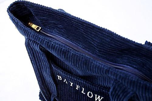 BAYFLOW corduroy tote bag book 画像 E