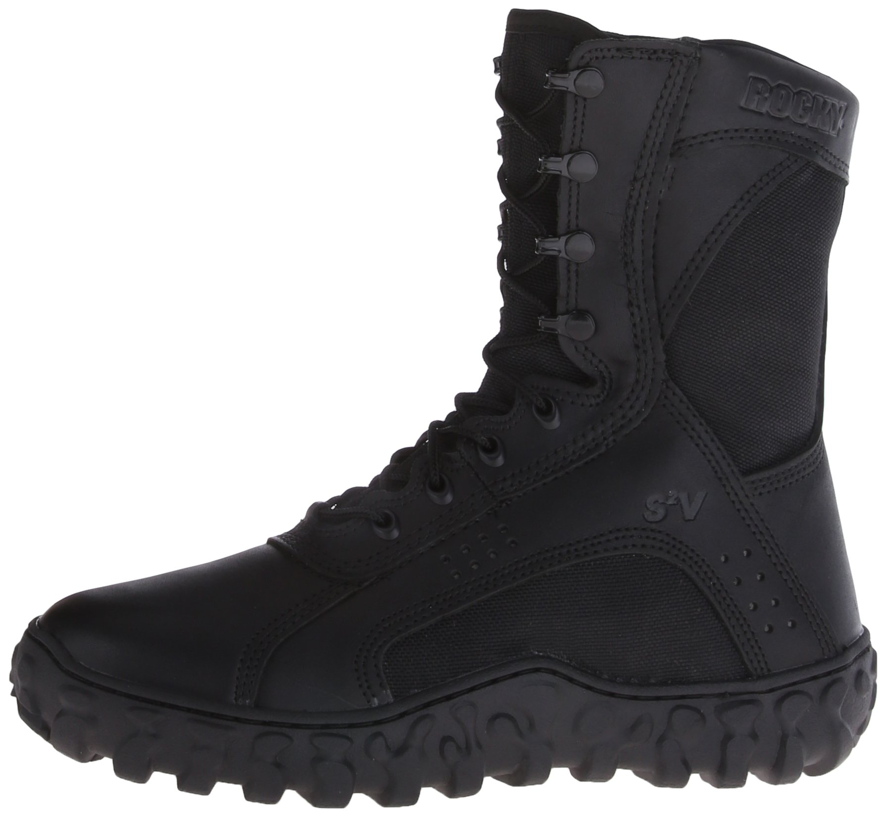 Rocky Men's FQ0000102 Boot, black, 12.5 W US by Rocky (Image #5)