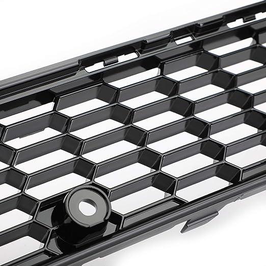 copertura per paraurti anteriore Areyourshop griglia inferiore con 3 lati anteriori per F-o-r-d Focus 15-2016