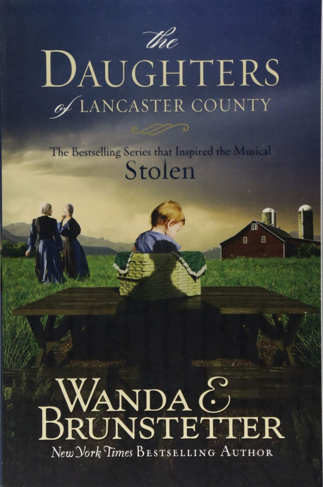 The Daughters of Lancaster County: The Bestselling Series That Inspired the  Musical, Stolen: Wanda E. Brunstetter: 9781683226499: Amazon.com: Books