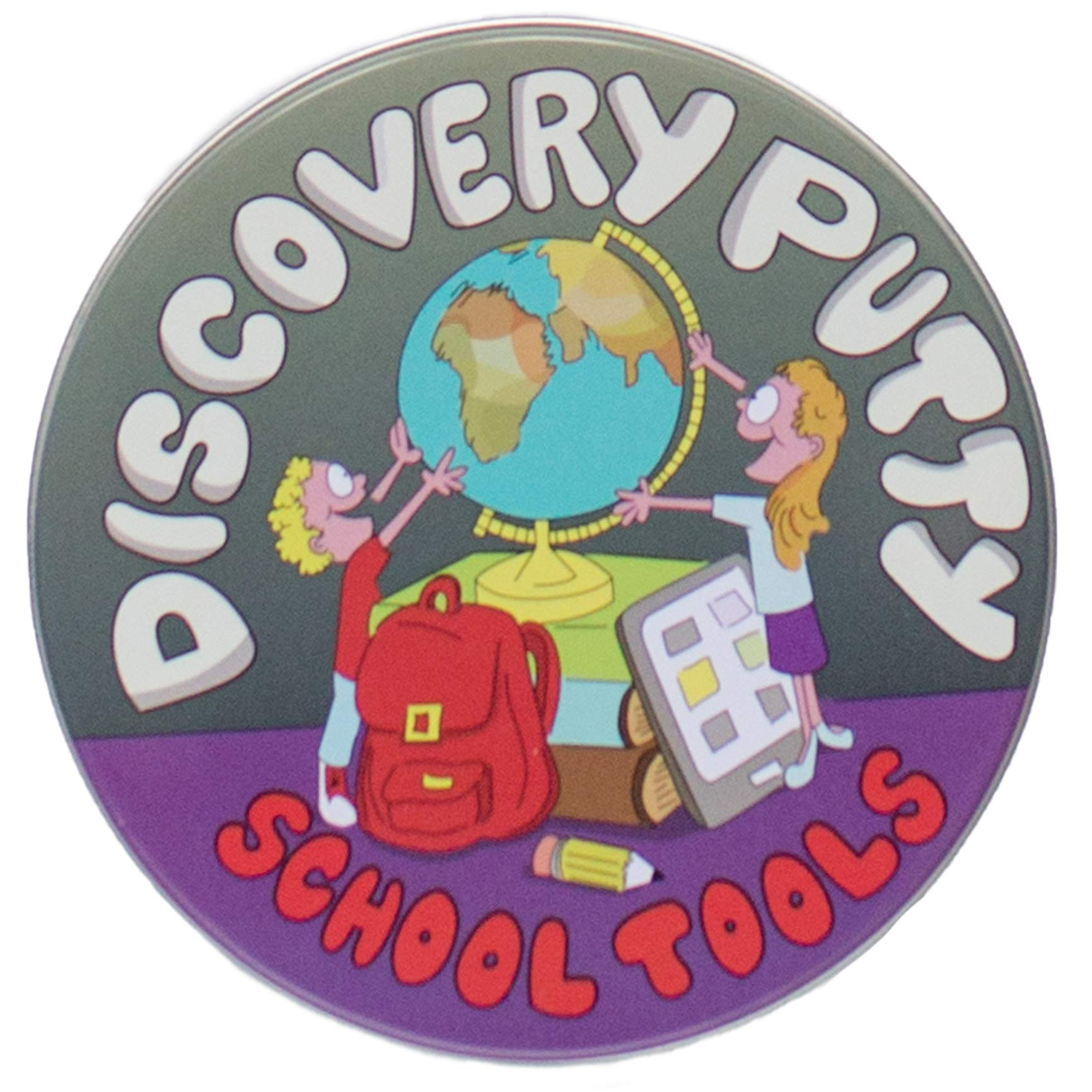 Fun and Function Discovery Putty School Tools Putty to Build Strength & Fine Motor Skills by Fun and Function