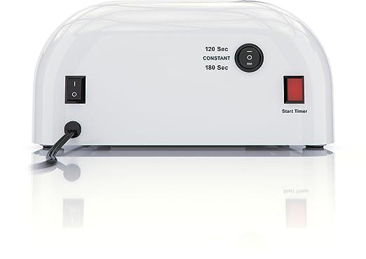 NailStar® 36 Watt Professional UV Nail Lamp Nail Dryer for Gel with ...
