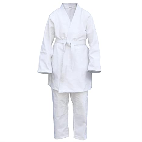 JOM Traje de Judo, Aikido Traje, Ju - Traje de jiu-Jitsu, de 140 a ...