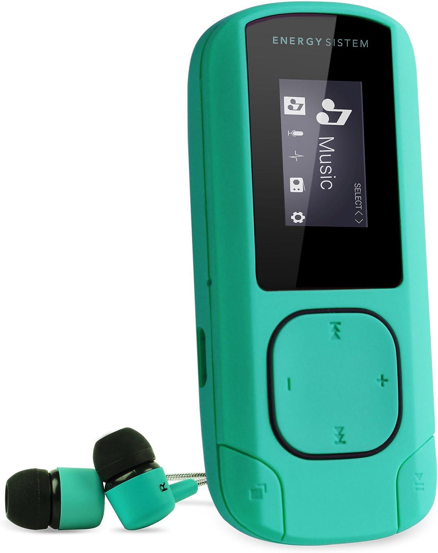Energy Sistem Mp4 Touch Bluetooth Mint Minze Elektronik