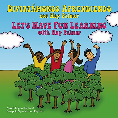 Hap Palmer - Divirtámonos Aprendiendo / Let s Have Fun Learning - Amazon.com Music