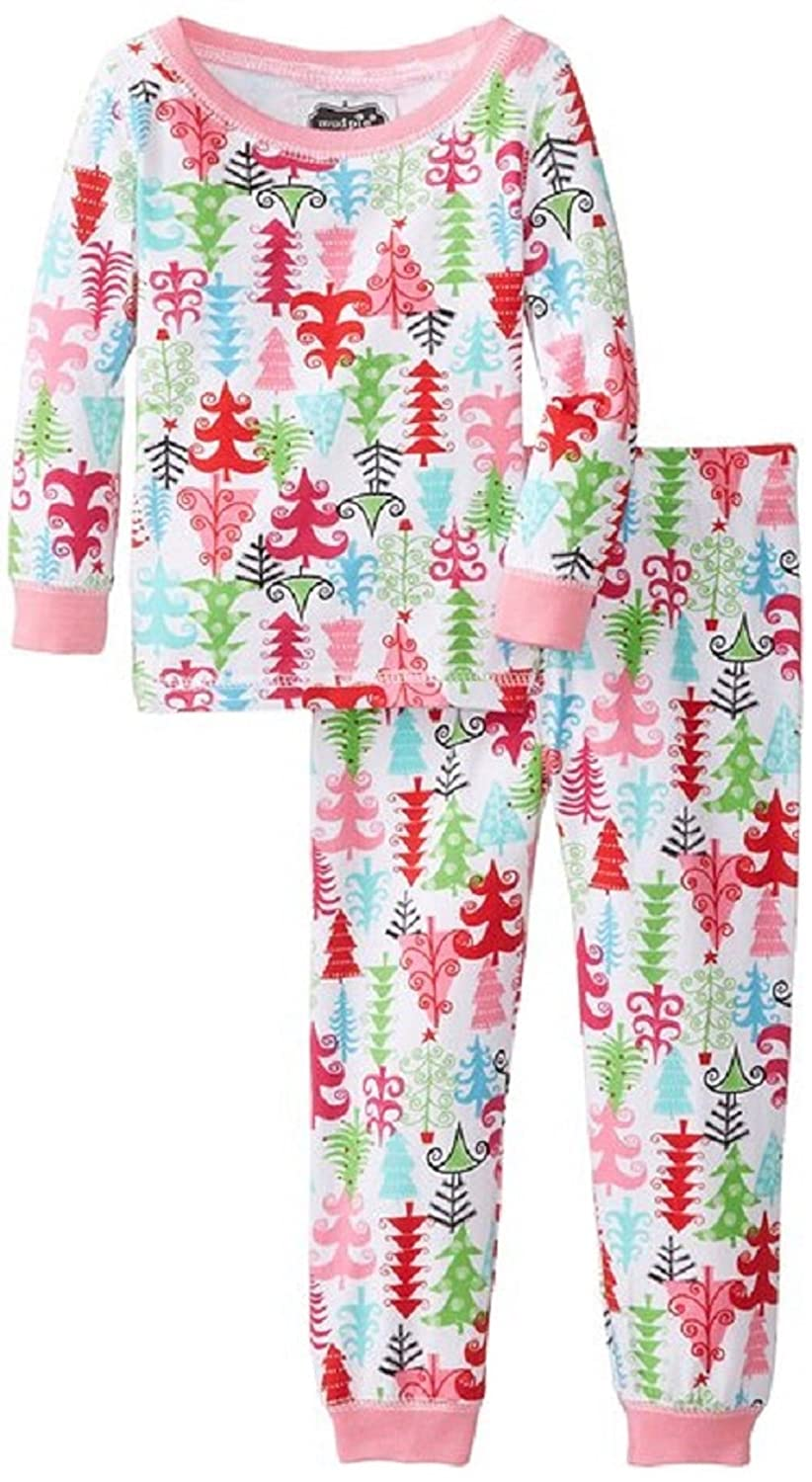 b41222ab7156 Amazon.com  Mud Pie Unisex-Baby Newborn Christmas Tree Lounge Set ...
