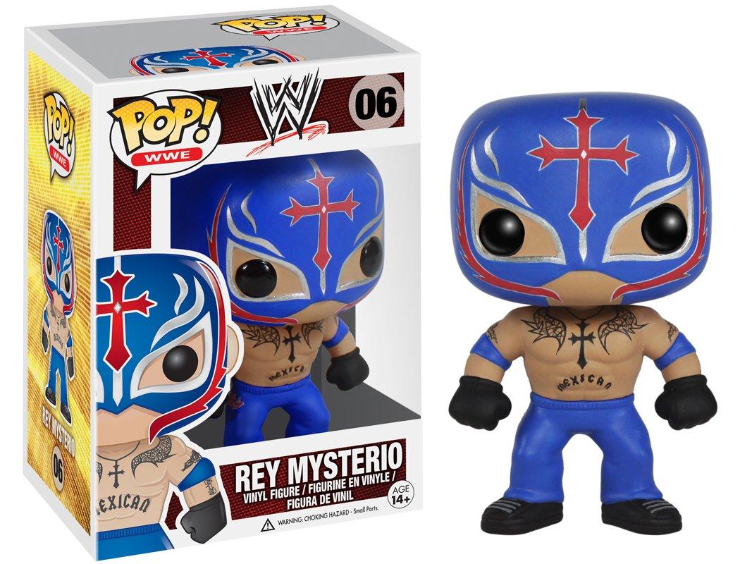 Funko - Pdf00004081 - Pop - Wwe - Rey Mysterio 3416 Cinéma animation et bande dessinée Misc. Product