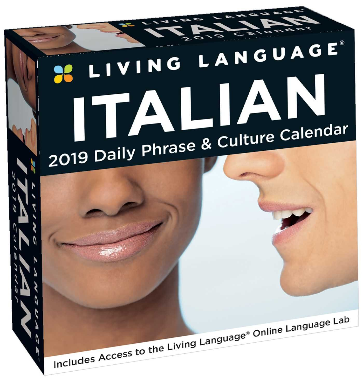 Living Language: Italian 2019 Day-to-Day Calendar by Andrews McMeel Publishing