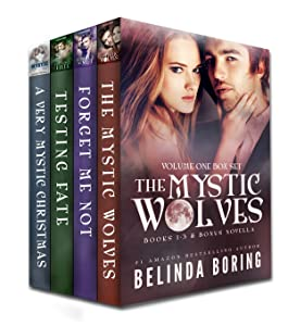 The Mystic Wolves (Volume 1 Box Set) (The Mystic Wolves Boxset)
