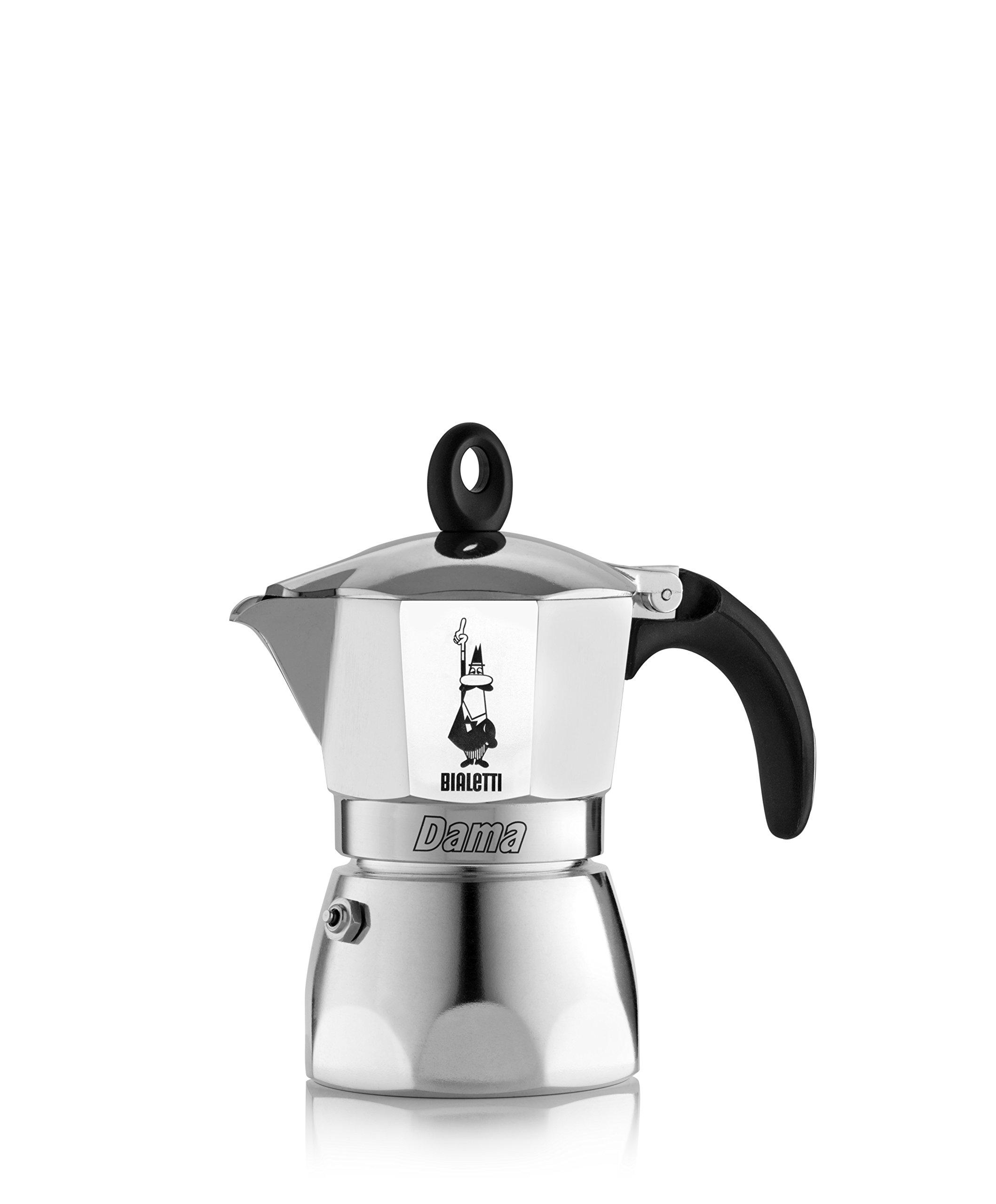 Bialetti: ''Dama'' Stovetop Coffee Maker 9-Cups [ Italian Import ]