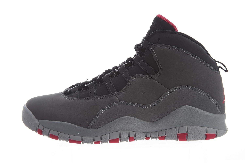 5d5a208fc743 Amazon.com  Jordan Air 10 Retro Big Kids  Shoes Dark Girls  Shoes