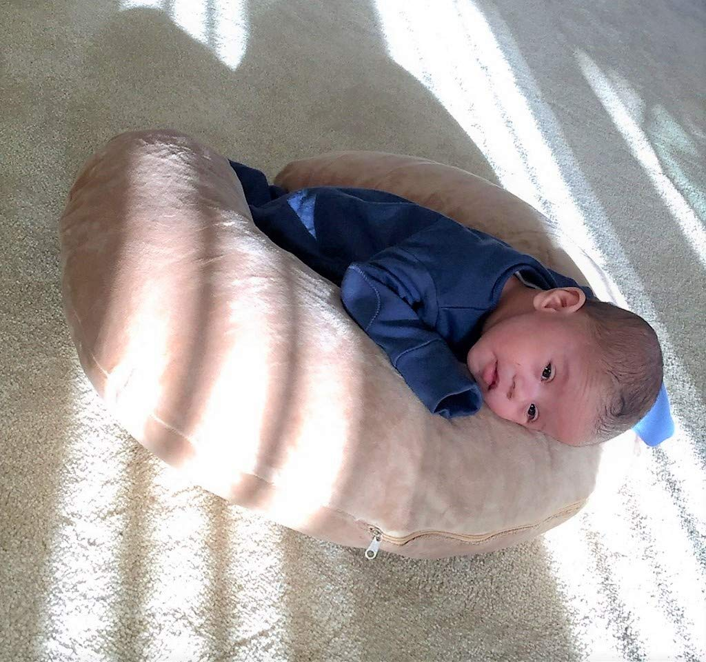 Breastfeeding Pillow Multi-Award Winning Original Babysoft Nursing Pillow Pregnancy Pillow Baby Pink with Free *Exclusive* Babysoft Removable /& Machine Washable Pillowcase! SnuggleUp/™